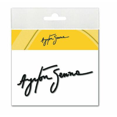 Senna matrica - Signature