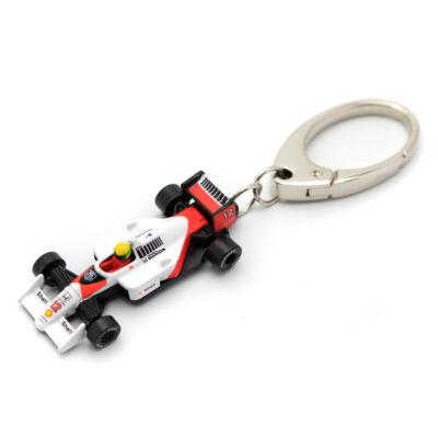 Senna kulcstartó - McLaren Honda MP4/4