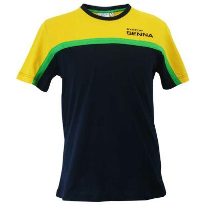 Senna póló - Duocolor