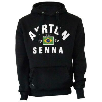 Senna pulóver - 1960 fekete