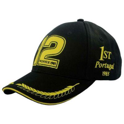 Senna sapka - 1st Win