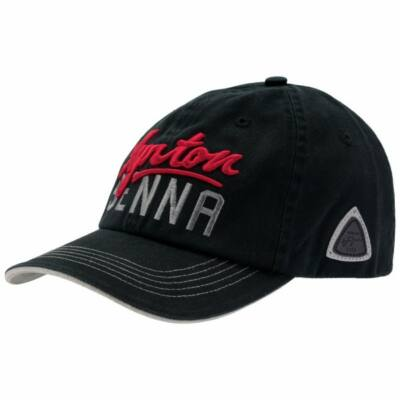 Senna sapka - Vintage fekete