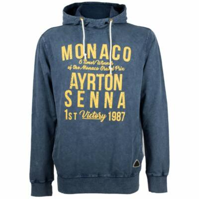 Senna pulóver - Monaco 1987