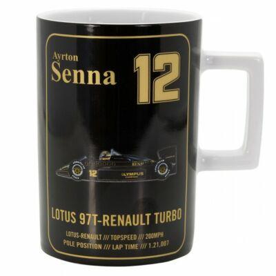 Senna bögre - Lotus