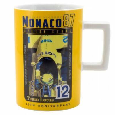 Senna bögre - Monaco