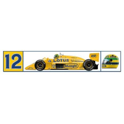 Senna matrica - Lotus sárga
