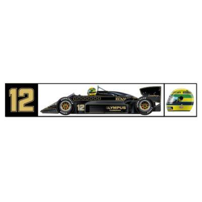 Senna matrica - Lotus fekete