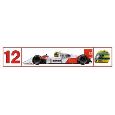 Senna matrica - McLaren