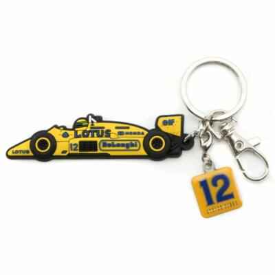 Senna kulcstartó - Lotus sárga