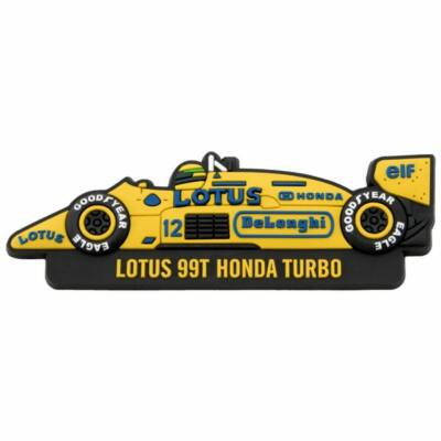 Senna hűtőmágnes - Lotus sárga