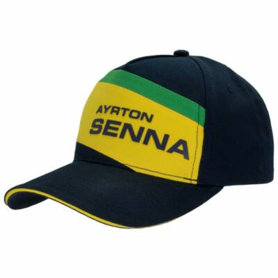 Senna sapka - Senna Helmet Colours