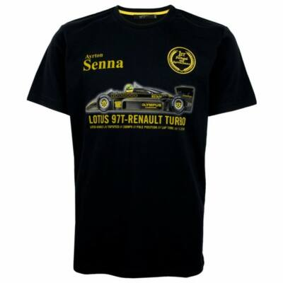 Senna póló - First Victory