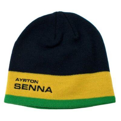 Senna sí sapka - Senna Fan