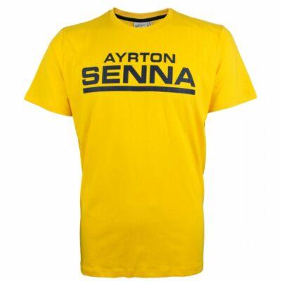 Senna póló - Signature