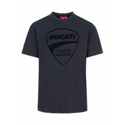 Ducati póló - Lifestyle fekete