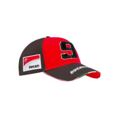 Ducati sapka - 9 szürke