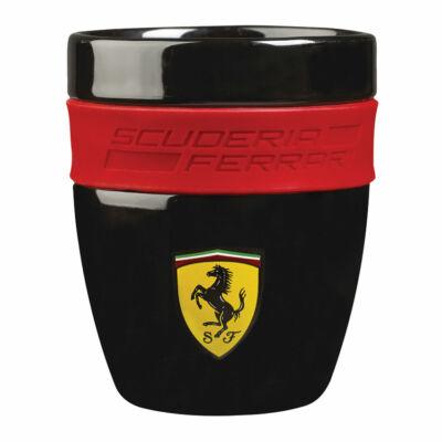 Ferrari bögre - Scudetto Doucolor fekete
