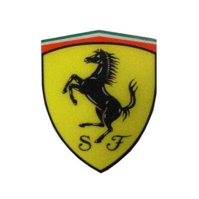 Ferrari kitűző - Scudetto