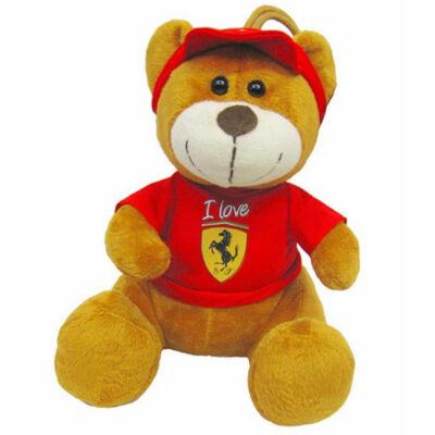 Ferrari plüss mackó - Tifosi Bear 55 cm