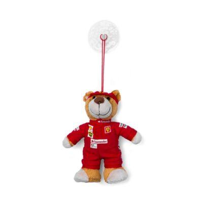 Ferrari plüss mackó - Driver Bear 18 cm