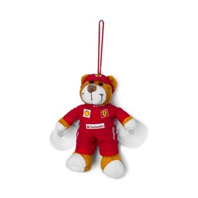 Ferrari plüss mackó - Driver Bear 16 cm
