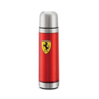 Ferrari termosz - Scudetto piros