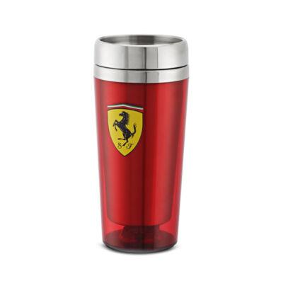 Ferrari termobögre - Scudetto piros