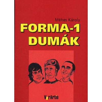 Könyv - Forma-1 Dumák