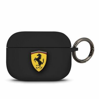 Ferrari Airpods Pro tok - Scudetto fekete
