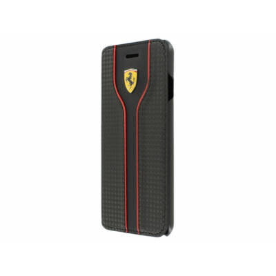 Ferrari könyv tok - Racing fekete