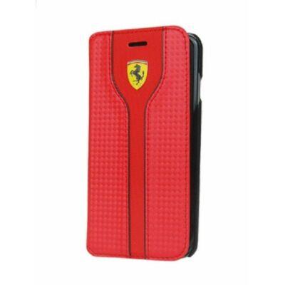 Ferrari könyv tok - Racing piros