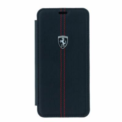Ferrari könyv tok - Scudetto Lifestyle fekete