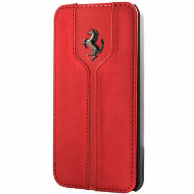Ferrari könyv tok - Monte Carlo piros