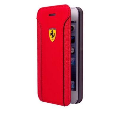 Ferrari könyv tok - Fiorano piros