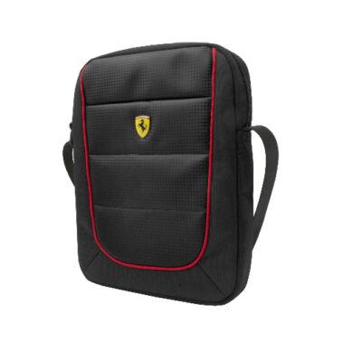 Ferrari kistáska - Scudetto Messenger Vertical fekete