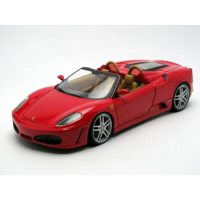 Ferrari modellautó - F430 Spider