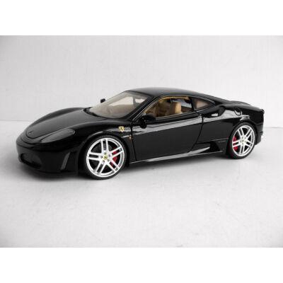 Ferrari modellautó - F430 Coupé fekete
