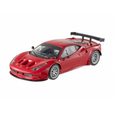 Ferrari modellautó - 458 Italia Italia GT2 piros
