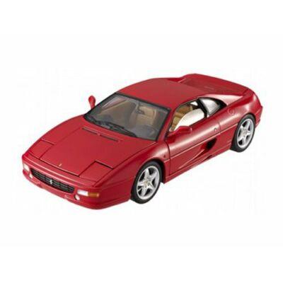 Ferrari modellautó - F355 Berlinetta piros
