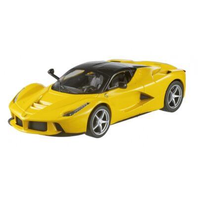 Ferrari modellautó - LaFerrari sárga