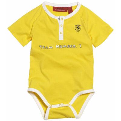 Ferrari csecsemő body - Number 1