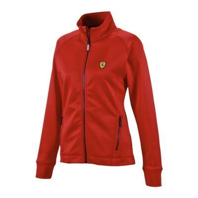 Ferrari női pulóver - Power Stretch piros