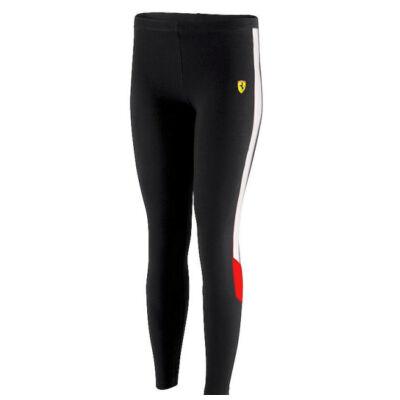 Ferrari leggings - Scuderia Ferrari fekete