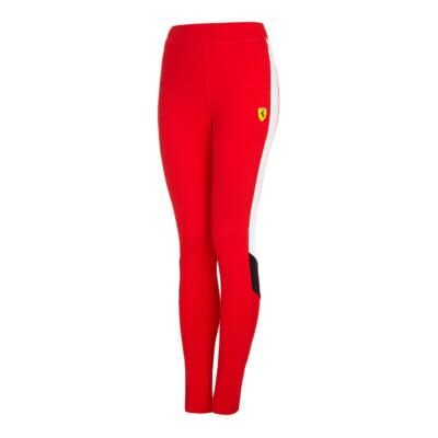 Ferrari leggings - Scuderia Ferrari piros