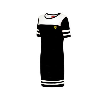 Ferrari női ruha - 47 fekete