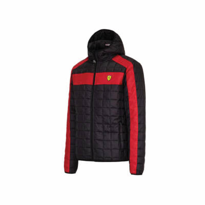 Ferrari női kabát - Scudetto Winter Duocolor fekete