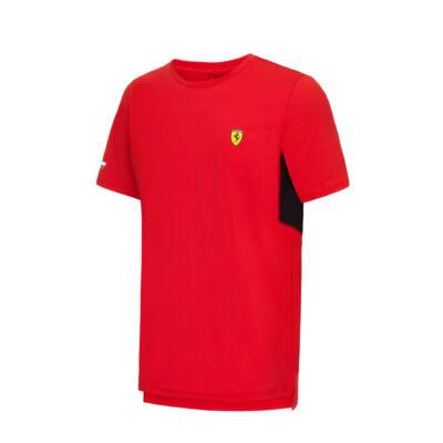 Ferrari póló - Performance piros