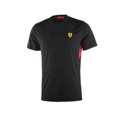 Ferrari póló - Performance fekete