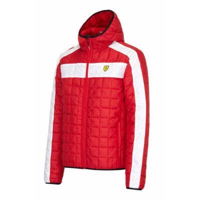 Ferrari kabát - Scudetto Winter Doucolor piros