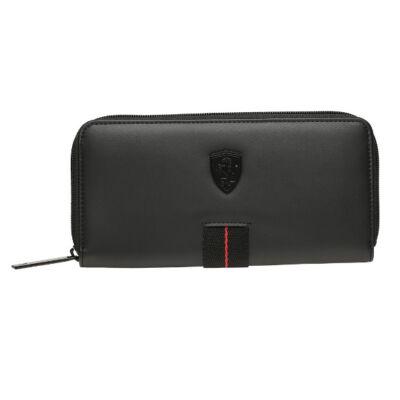 Ferrari pénztárca - Scudetto Lifestyle II Large fekete